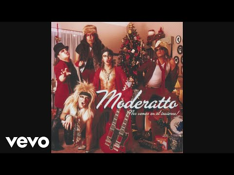 Moderatto - Feliz Navidad (Cover Audio)