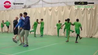 Chris Gayle Academy continue to progress, link up with Tenax Performance