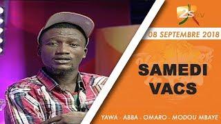 SAMEDI VACS DU 08 SEPTEMBRE 2018 INVITÉ DOFF NDEYE AVEC YAWA - OMARO - MODOU MBAYE & AÏCHA thumbnail