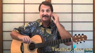 Centerfield Guitar Lesson Preview - John Fogerty