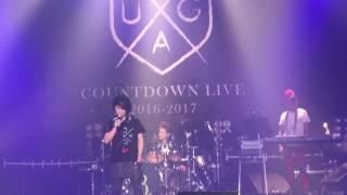 2016-2017 COUNTDOWN LIVEにてT-BOLANの活動再開が発表されました。