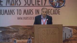 Dr. Robert Zubrin - 18th Annual International Mars Society Convention