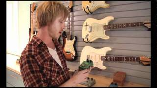 Kenny Wayne Shepherd gear tour: pedals