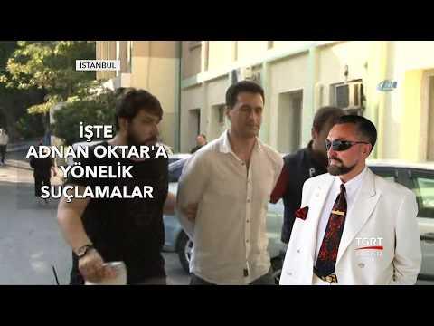 İşte Gözaltına Alınan Adnan Oktar'a Yönelik Suçlamalar