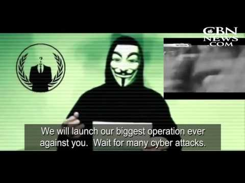 Anonymous Hackers Pledge Cyber War on ISIS