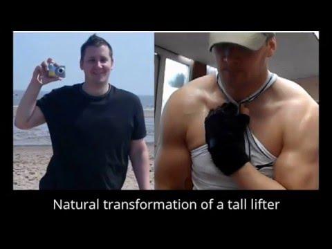 Natural Transformation of a Tall Lifter