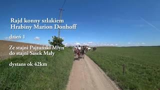 rajd konny Mazury