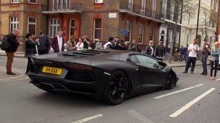 Lamborghini Murcielago Reaction Video!