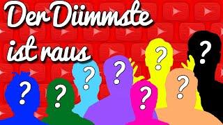 Der Dümmste aus Youtube Deutschland? 🎮 Der Dümmste ist raus #7