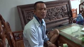 Đôn Lim và Tượng Di lặc sắp về chợ Hang, h Kim Động, Hưng Yên, 7-11-2016, Đồ Gỗ Đức Hiền