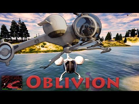Oblivion Bubbleship | Installation | Gta5mods  (MUST TRY)