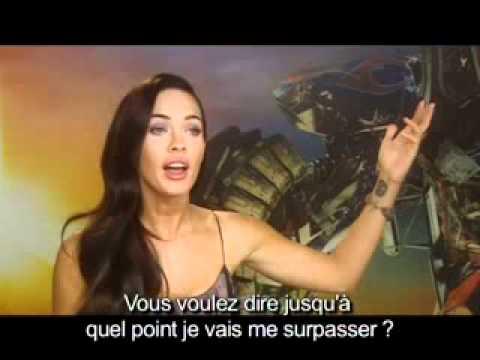 Megan Fox funny interview