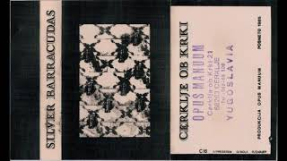 Silver Baracudas  -  Untitled II  ( 1985 Yugoslav Experimental /Electro EBM /Jazz/ Industrial )
