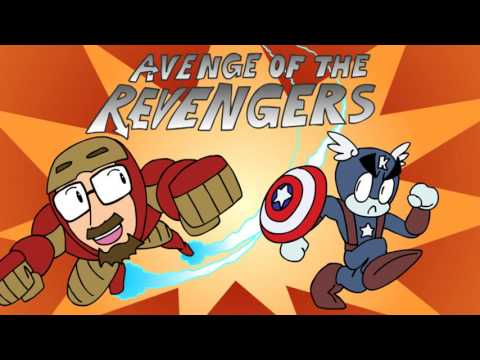 Avenge of the Revengers - Kirblog 5/21/16