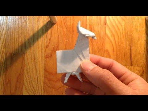 Origami fortnite Llama
