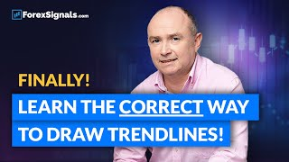 How to draw trendlines in Forex