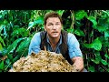 JURASSIC WORLD Deleted Scene Dino Poop 2015 Chris Pratt, Dinosaur Movie HD