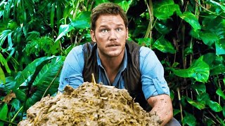 JURASSIC WORLD Deleted Scene - Dino Poop (2015) Chris Pratt, Dinosaur Movie HD