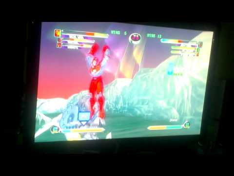 MVC2 Charles VS Peruchamp ... Soundtrack Sentinela