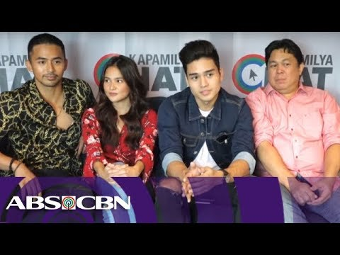 WATCH: Elisse, Enzo, Marco and Dennis talk about their roles in Ipaglaban Mo
