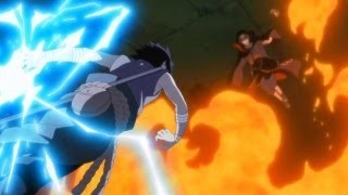 sasuke vs. itachi (el mejor) (batalla final) (muerte de itachi) (itachi vs. sasuke) (el mejor amv)