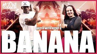 Baixar Banana - Anitta With Becky G   Motiva Dance (Coreografia)