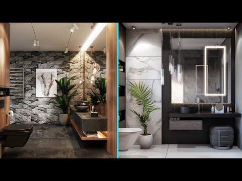 140 Master Bathroom Design Ideas 2020 Elegant Bathroom Interior Design Trends For Master Bedroom Youtube