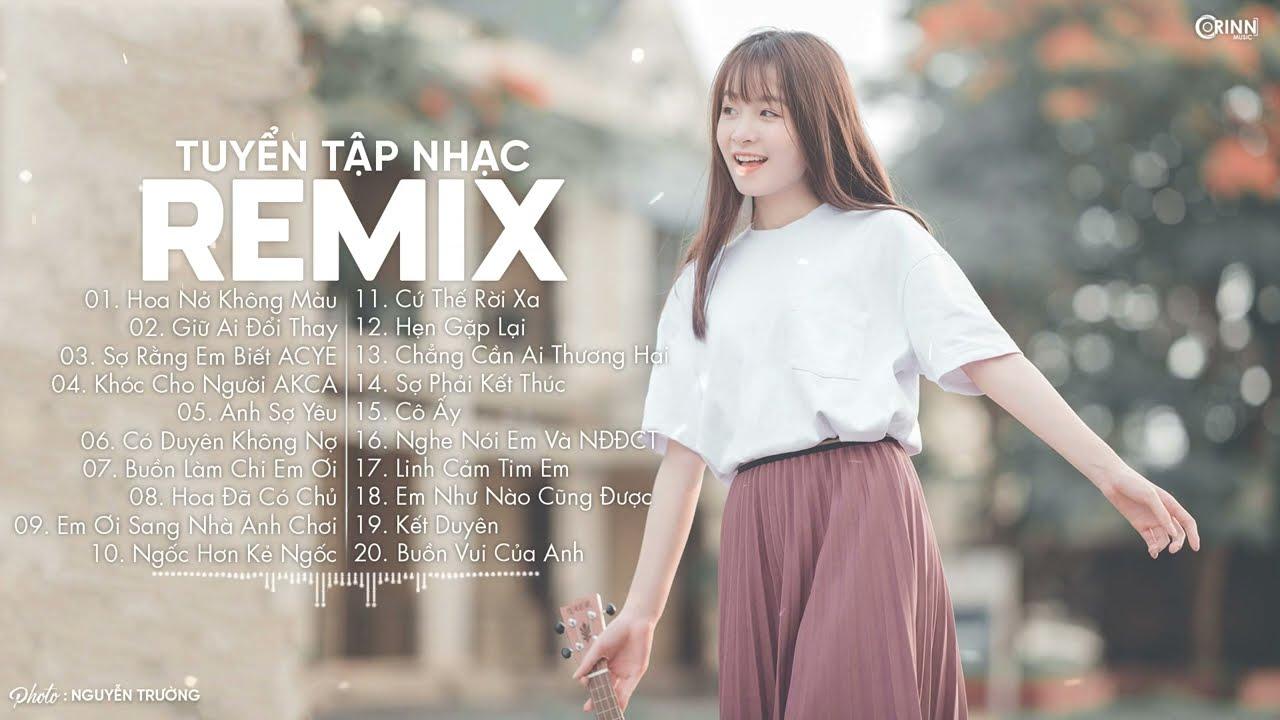NHẠC TRẺ REMIX 2020 HAY NHẤT HIỆN NAY - NONSTOP 2020 Bass Cực Mạnh, Việt Mix NONSTOP 2020 Vinahouse