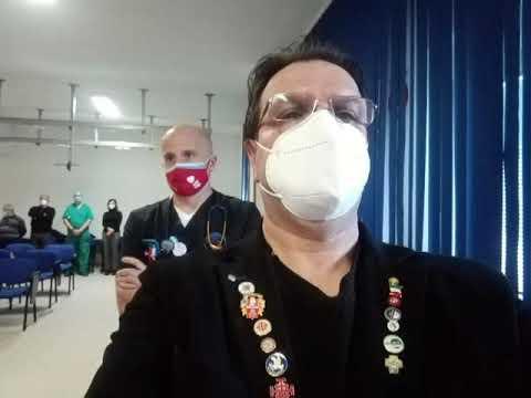 Celebrazione Eucaristica Dell'Ospedale Di Sapri Nella Giornata Mondiale Del Malato