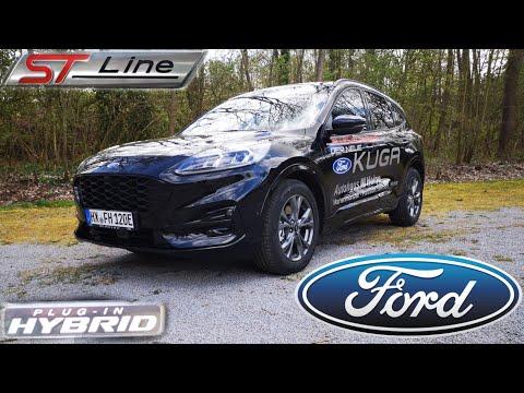 2020 Ford Kuga 2 5 L Plug In Hybrid 225 Ps St Line X Pov