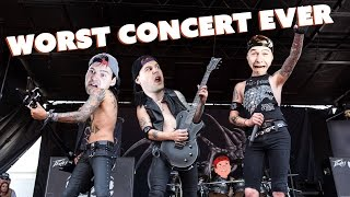 WORST CONCERT EXPERIENCE EVER!!