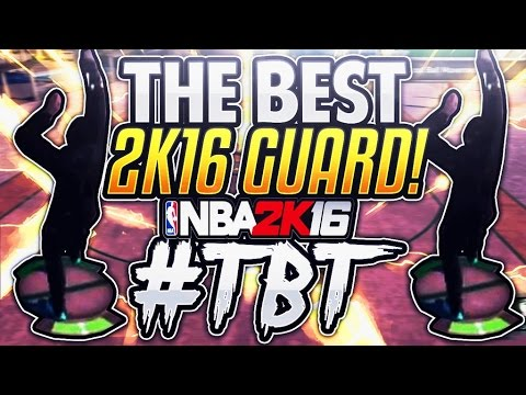 (#TBT) NBA 2K16!! INSANE 21-0 GAMEPLAY!! THE BEST POINT GUARD IS BACK AND ON NBA 2K16!!!
