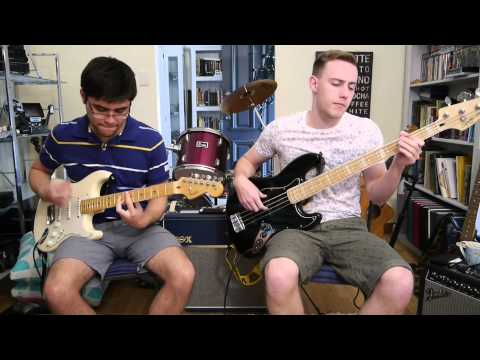 I Started a Joke (Cover) - Bee Gees