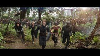 Дублированный ролик «Войны Бесконечности» для кинотеатров