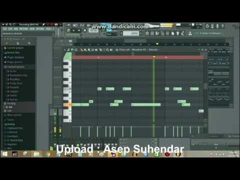 Runtah ~ Doel Sumbang ( Karaoke By : FL Studio )