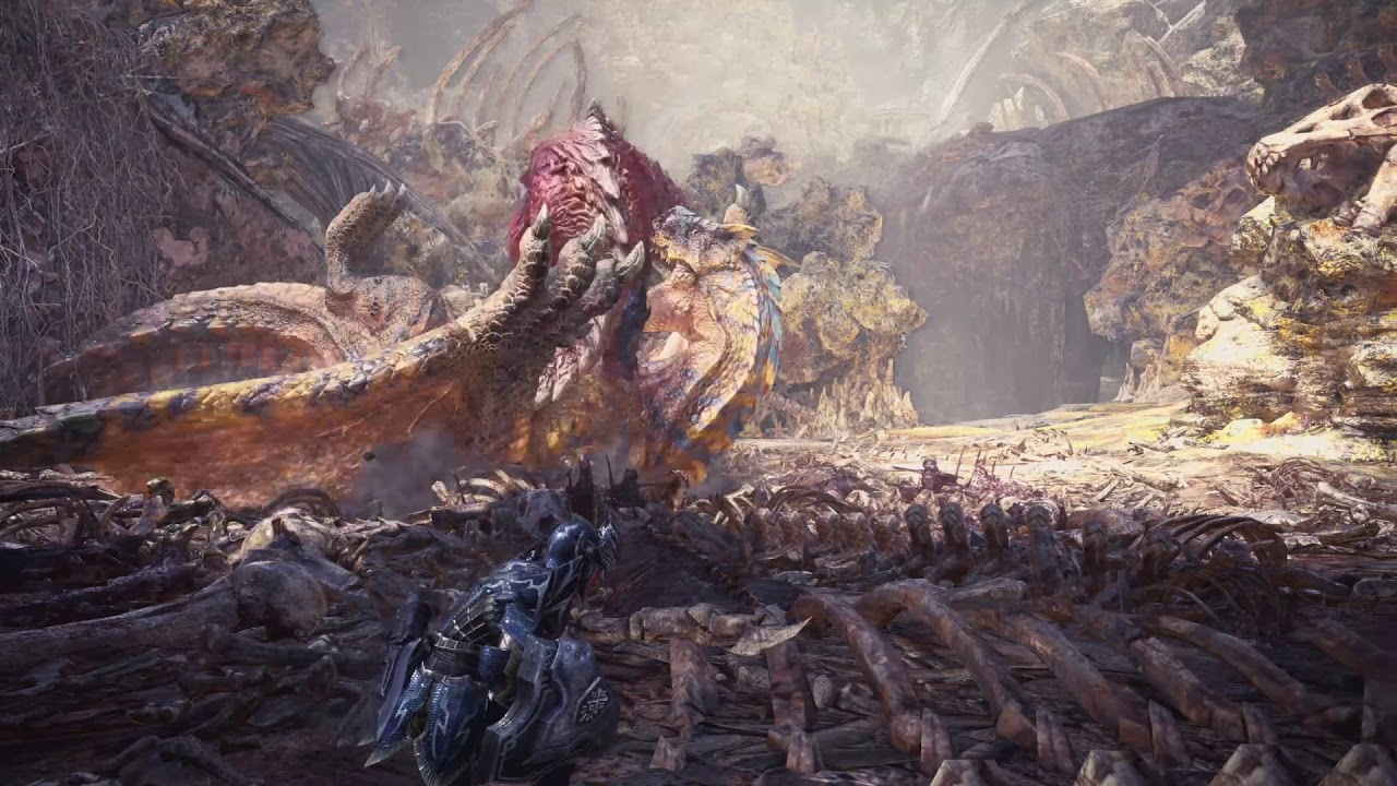 Monster Hunter: World Iceborne PC - release date, gameplay, and