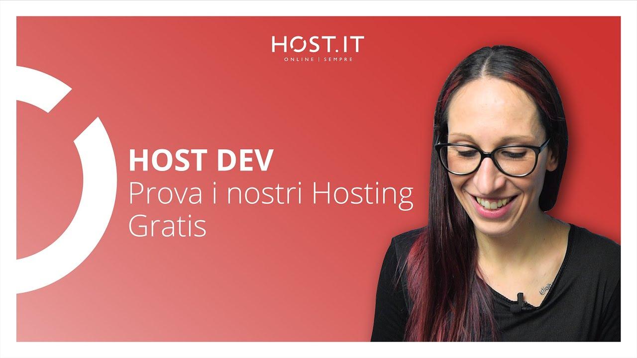 servizi di hosting gratuiti