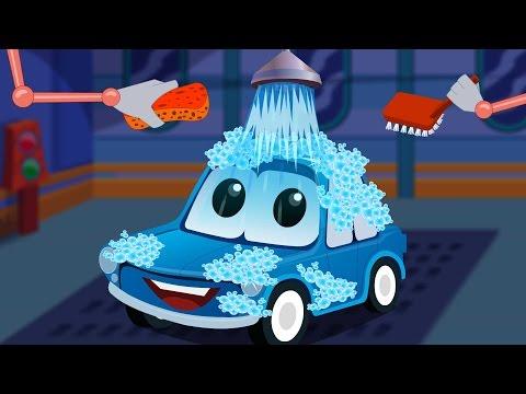 Zeek And Friends | Car Wash Song | Car Rhyme | Car Song