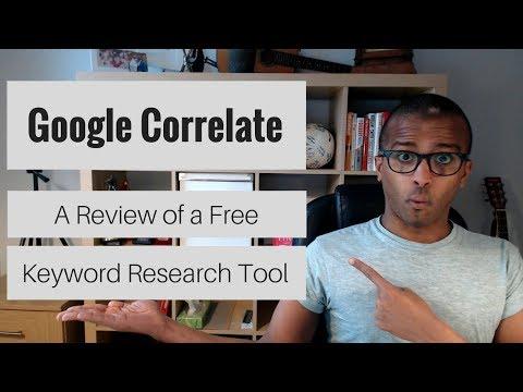 Google Correlate Review   An Alternative Keyword Research Tool