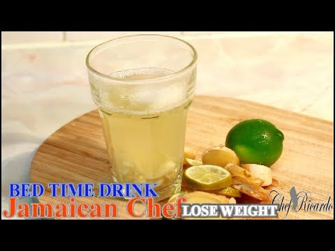 natural drinks to burn body fat