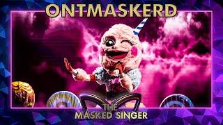 ONTMASKERD: Wie is Suikerspin echt?   The Masked Singer   VTM
