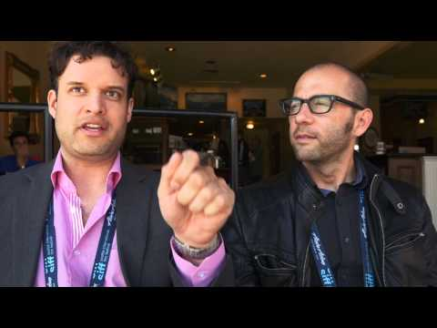 Making a Time Travel Thriller - BP Cooper and Bradley King SIFF Interview for 'Time Lapse' Movie