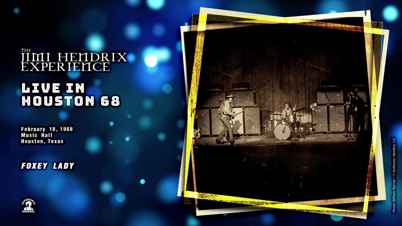 1968-02-18 | The Jimi Hendrix Experience: Live In Houston '68