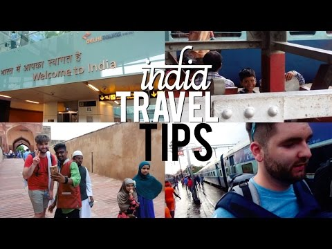 TOP 5 TRAVEL TIPS: INDIA