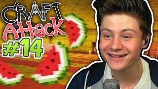 OMG WAS IST MIT MEINEM HAUS PASSIERT?? | Minecraft CRAFT ATTACK #14 | Dner