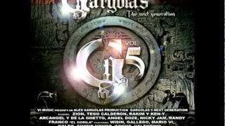 Gargolas 5 (Intro) The Next Generation  [HD SONG]