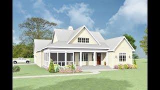 Architectural Designs Exclusive Farmhouse Plan 28931jj Virtual Tour