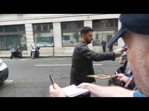Dominic Cooper at BBC Radio 2 London 19 08 2016 (1)