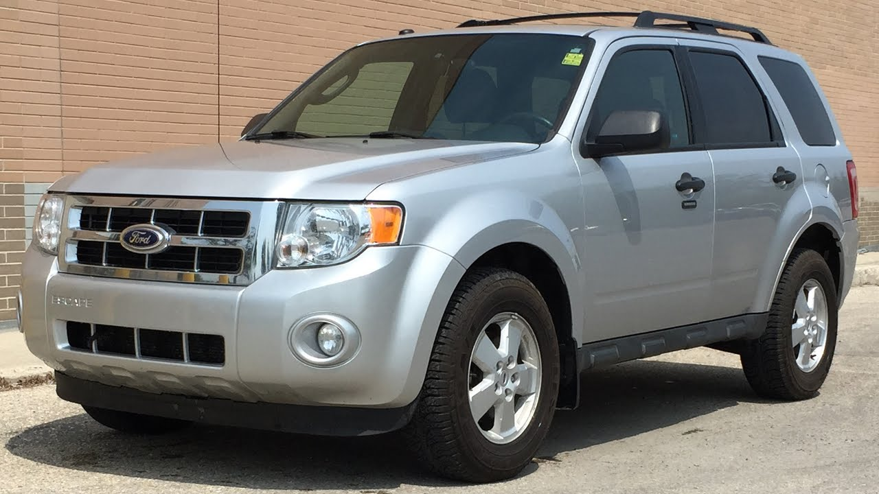 2011 ford escape xlt automatic alloy wheels great value