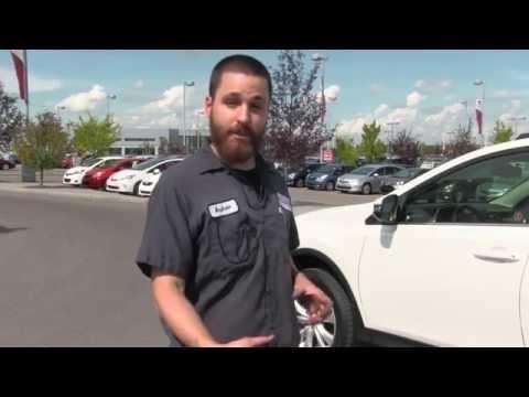 Changing a Flat Tire - Charlesglen Toyota